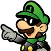Super Paper Mario Ost: Mr. L, Green Thunder!