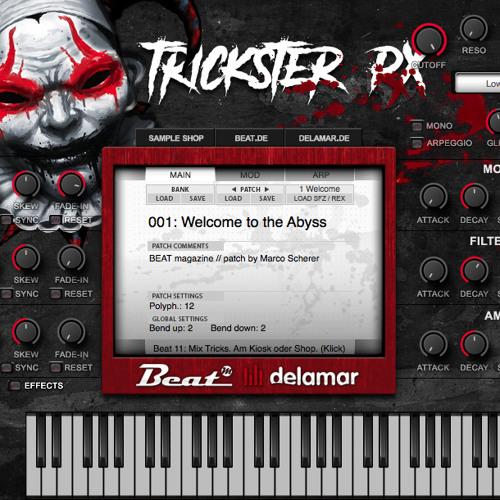 Marco Scherer - Zampler Trickster Edition [Freeware]