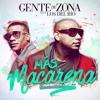 Gente de Zona - Mas Macarena ft. Los Del Rio (Cover Audio Acapella)