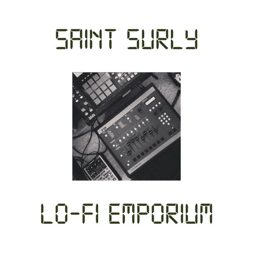 Lo Fi Emporium - SP1200 Beat Tape