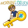 The Morning Deuce #144 I Got A Number At A Toll Booth Feat. Adam Herman 11.28