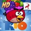 Angry Birds Rio - Main Menu (Theme Music)