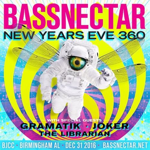 Noisy Songbird's BassNYEctar360 Mixtape