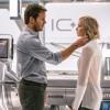 "Jennifer Lawrence Intrigued By ""Passengers"" Journey W/ Chris Pratt"