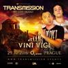 Vini Vici - Live @ Transmission The Lost Oracle (29.10.2016) Prague