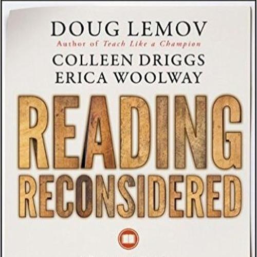 Doug Lemov on Reading
