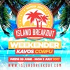 Island Breakout Weekender 2017 Mix (Mixed by DJ Nate)