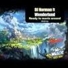Dj Norman ft,  Wonderland - Ready to movin around (mash-up)