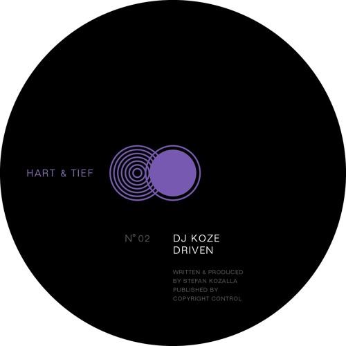 Hart und Tief02_A DJ KOZE - Driven (snippet)
