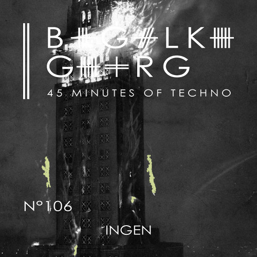 45 Minutes of Techno by Ingen