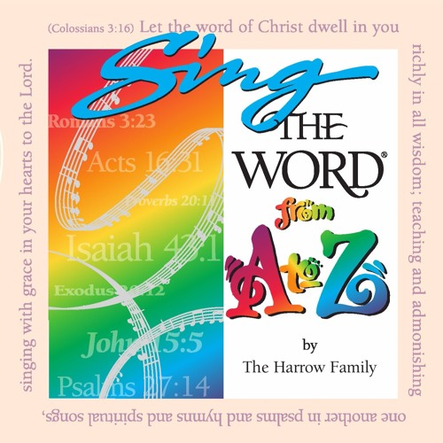 Sing The Word From A To Z sampler