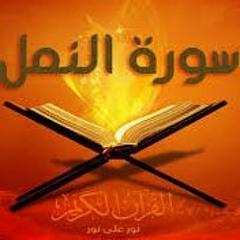 سورة النمل للقارئ الشيخ محمد جبريل