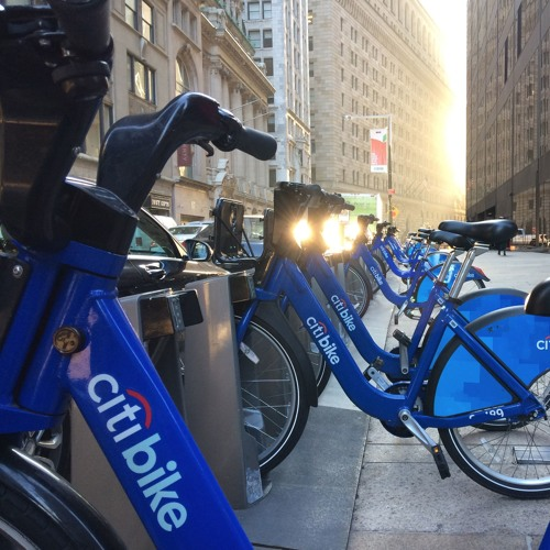 Citibike And The Road Ahead - Peterson