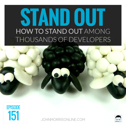 JMS151: How to Stand Out Among Web Developers and Secure Your Future in IT