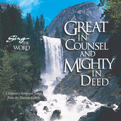 Great In Counsel sampler