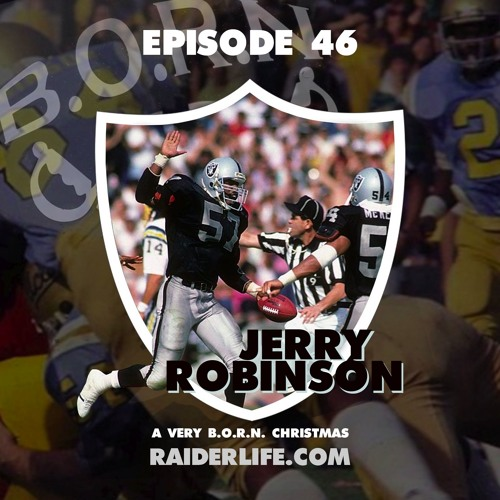 Episode 46 | #57 Jerry Robinson Special Guest
