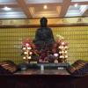 Une lampe à musique pour Bouddha