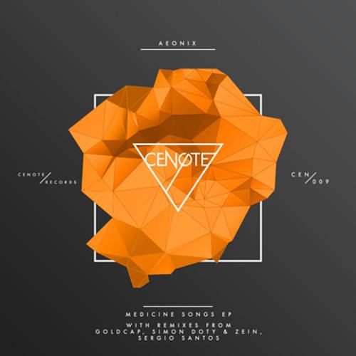 PREMIERE:   AEONIX - Joe Divina ft. Chonon Quena (Goldcap's Peacefully Drowning Remix)
