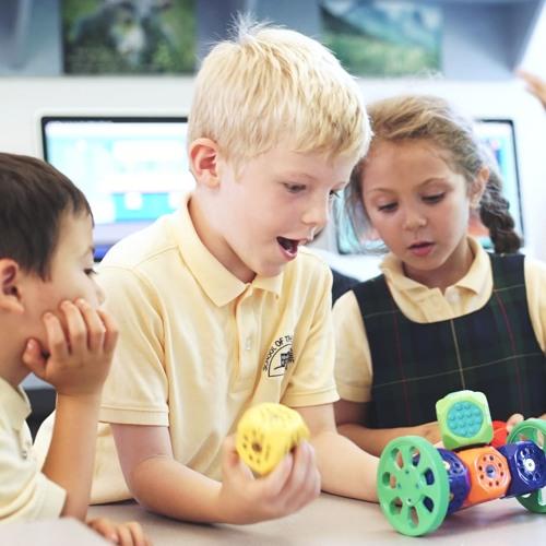Podcast Start Anna Iarotska Robo-Wunderkind-Baukästen für Kids