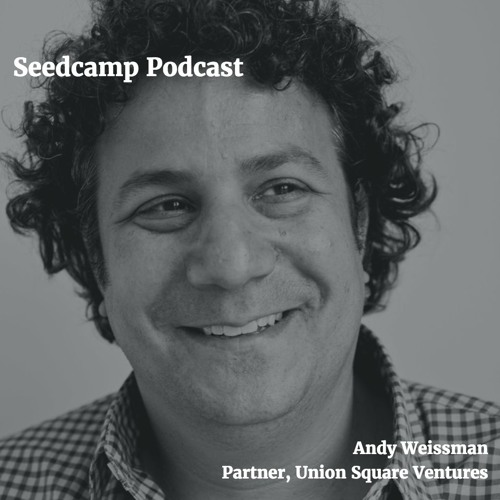 Andy Weissman, Partner USV, on blockchain, network effect businesses & the evolution of social web