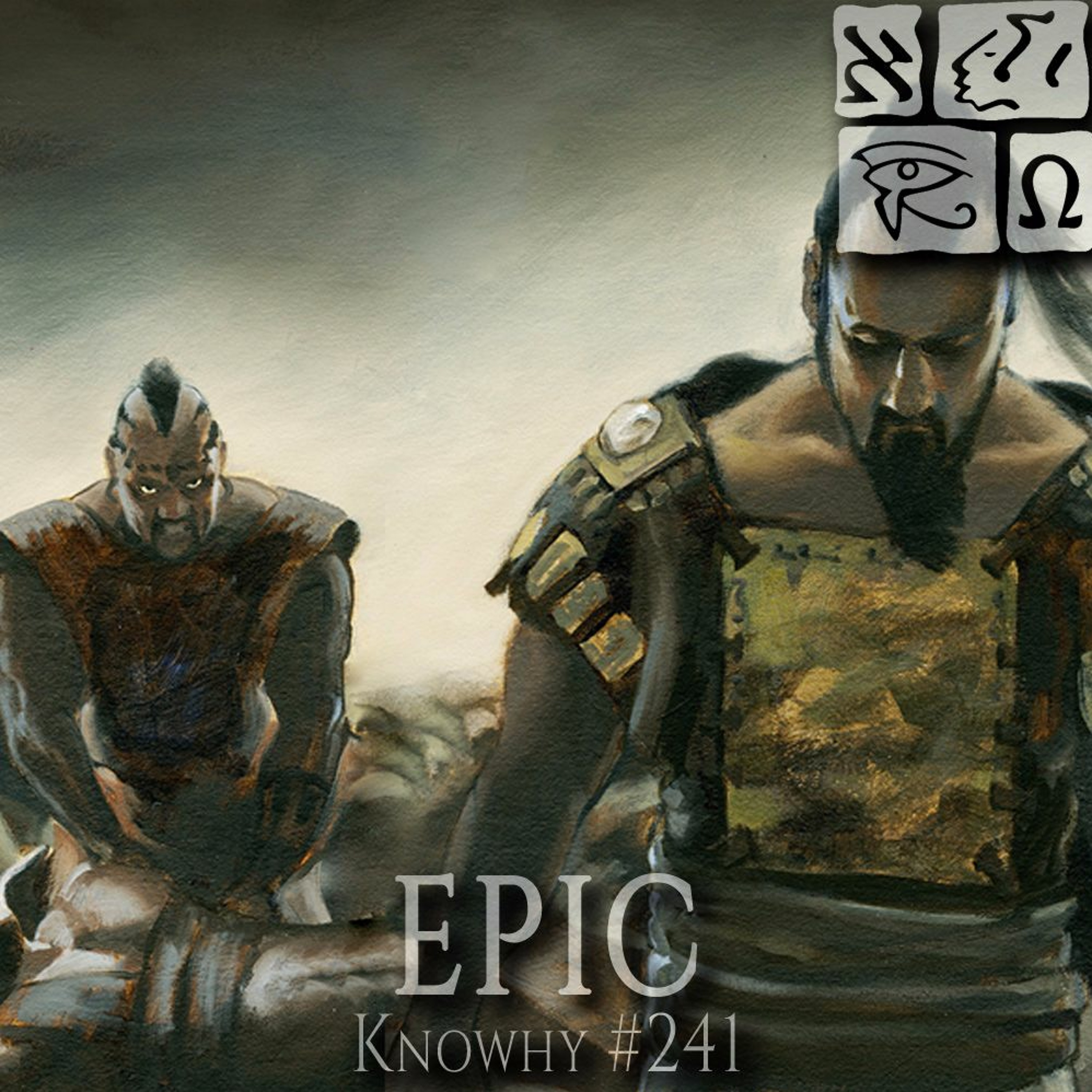 Why Is The Book Of Ether An Epic? #241