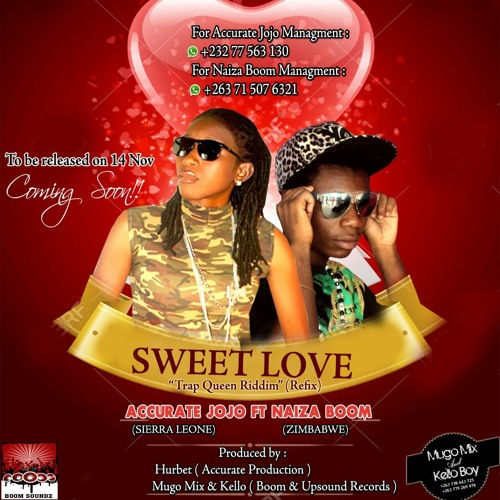 Accurate JOjo Sweet Sweet Love