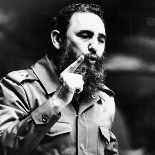 Homenaje a Fidel Castro