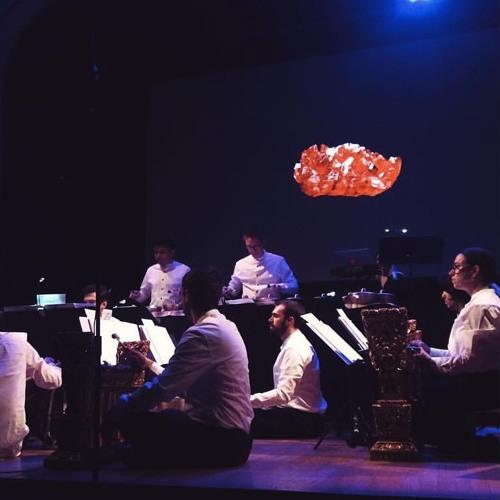 Hamsa (The Lightbulb Ensemble) Roulette, Brooklyn, 11 - 20 - 16