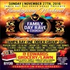 TAMPA ONE ORDER FAMILY FUN DAY RAVE 11-27-16