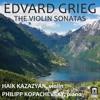 Grieg: Violin Sonata No. 2, Op. 13: I. Lento doloroso: Allegro vivace