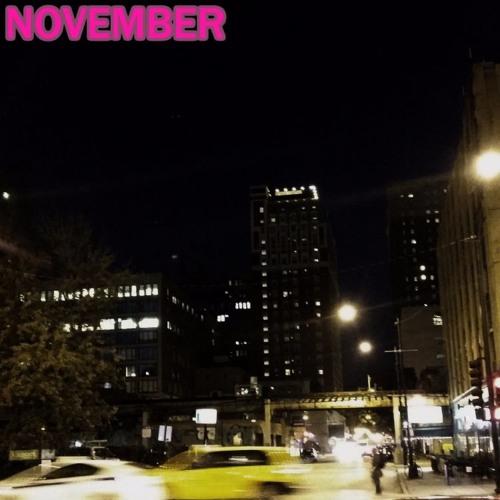 November: Juggin Wit The Turkey