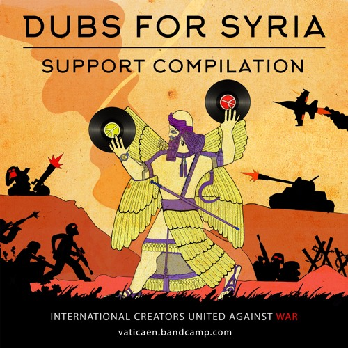 JEAN-PAUL DUB - DUB FOR SYRIA (remix compilation Dubs for Syria)