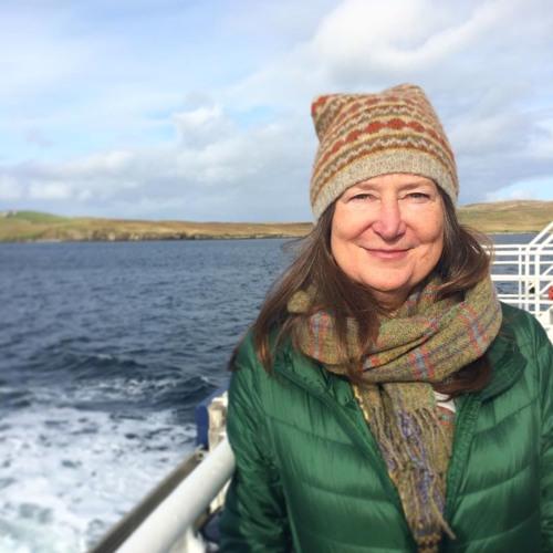 MORNING ON THE DOCK: Episode 56 :: Mary Jane Mucklestone