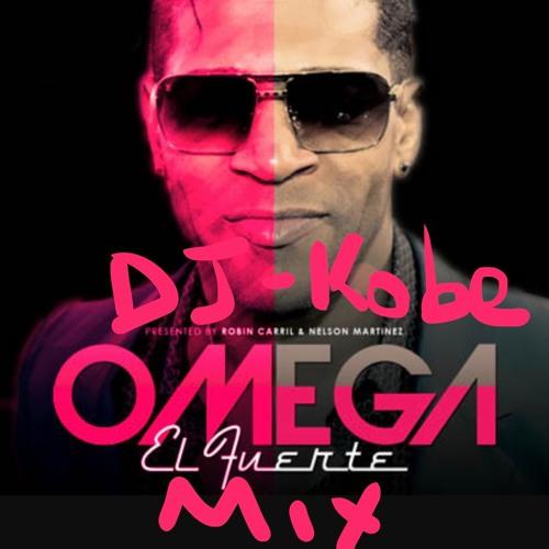 DJ Kobe - Omega El Fuete Mix