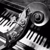 Borre - Piano and bass blues jam