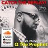 Episode #44 - ft Q The Prophet
