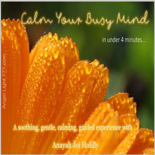 Calm Your Busy Mind - A Soothing Guided Experience