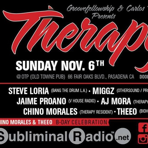 Sunday Therapy 01 Poster