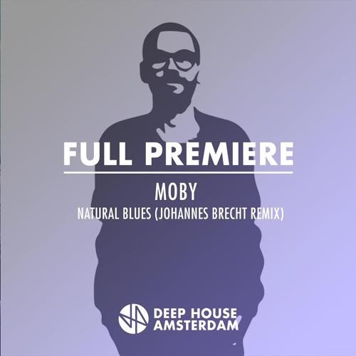 Premiere: Moby - Natural Blues (Johannes Brecht Remix)