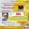 WCS Talk Radio 100 - Adoration with Evangelist Lewis McILwain and Special Guest Sister Tracy Price