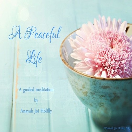 A Peaceful Life - staying focused on peace in times of stress