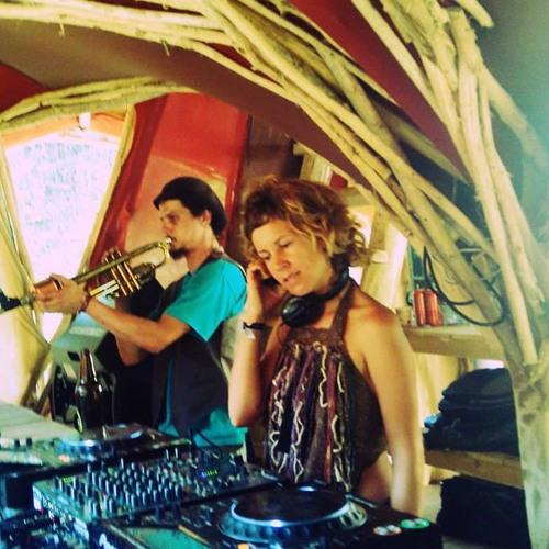 Indra feat. Karlo Slavikovski on trumpet - Primordial Sound  [Aquatic Collective Guest Mix]