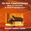 The Well Tempered Pianist: IV. Fast And Light (1971)