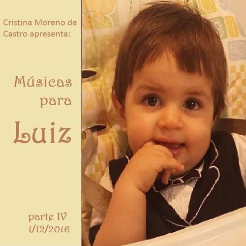 Músicas para Luiz - versão 4