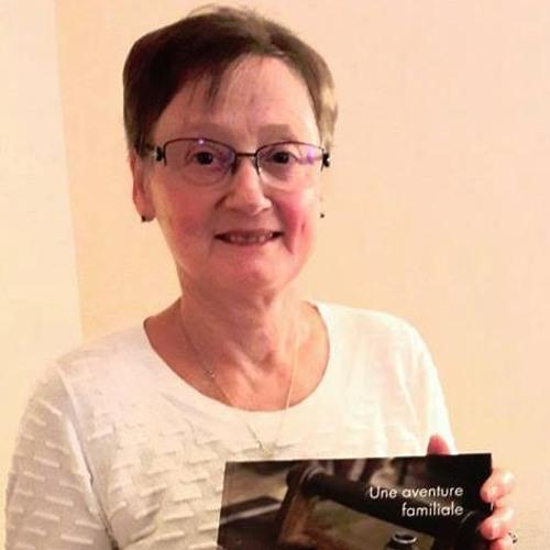 Dreyeckland à la Une (avec l'ALSACE)- Régine DEHARVENGT