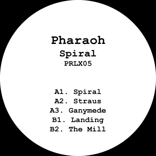 PRLX05 - A3. Pharaoh - Ganymede