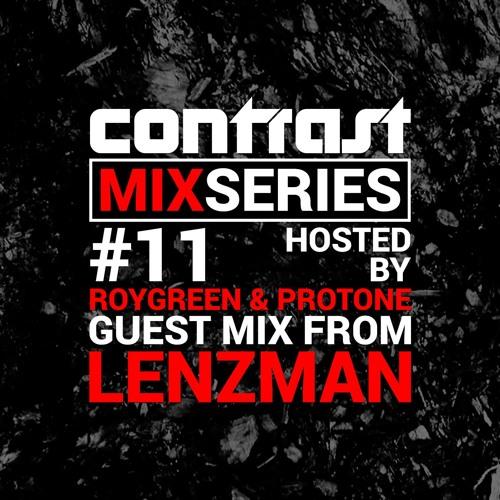 CONTRAST Mix Series - Part ELEVEN - LENZMAN Guestmix (Dec 2016)