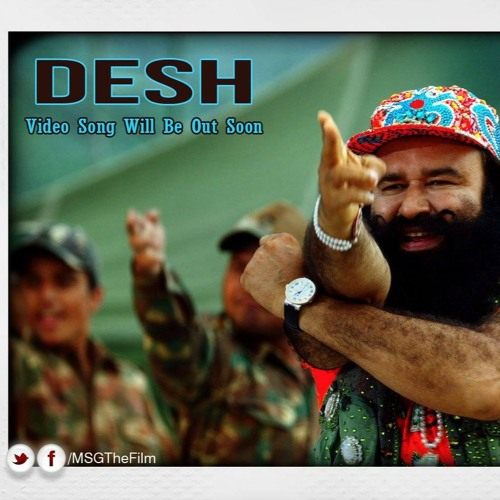 Desh New Full Song Video MSG The Messenger Of God by Harjeet