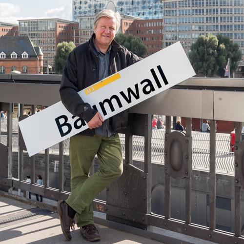 42 Minuten Hamburg - Geschichten aus der Hamburger Ringlinie. Baumwall: Dieter Jacobsen