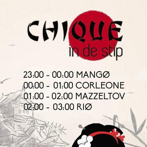 MANGØ @ Chique 25-11-16